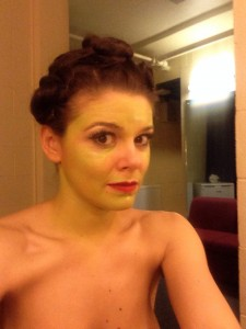 Faye Brookes leaked