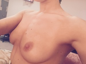 Faye Brookes nipples