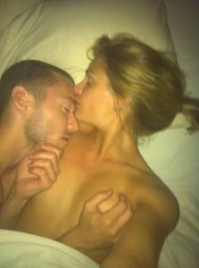 Jenny Skavlan tits leaked