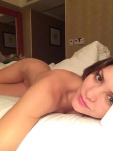 Katharine McPhee nude selfie leak