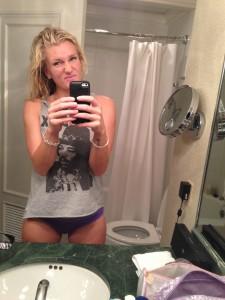 Kaylyn Kyle bath
