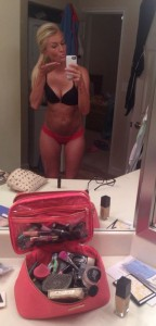 Kaylyn Kyle selfie