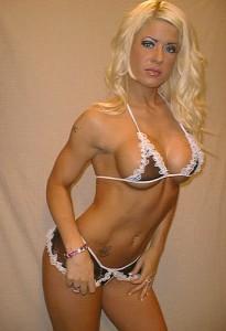 Lauren Williams hot