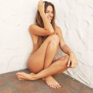 Lucy Aragon naked