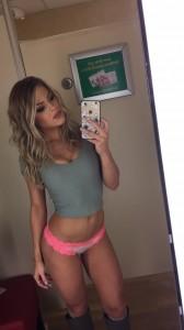 Valerie Pac leaked selfie