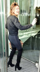 Charlotte Crosby hot leggins