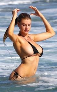 Charlotte McKinney hot boobs