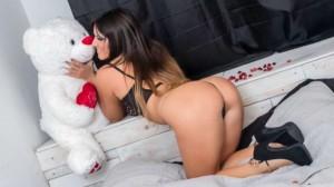 Claudia Romani hot big ass