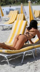 Claudia Romani sexy ass