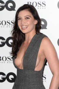 Daisy Lowe bra