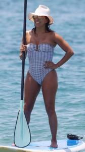 Eva Longoria sexy swimwear