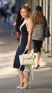 Hilary Duff paparazzi