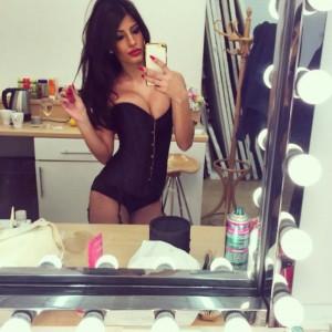 Jasmin Walia icloud selfie
