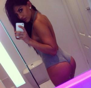 Jasmin Walia new selfie