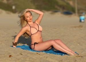 Jorgie Porter hot bikini