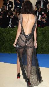 Kendall Jenner ass see thru