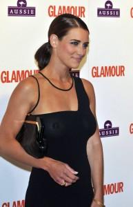 Kirsty Gallacher hot dress
