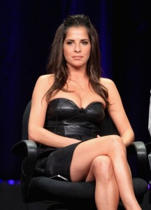 Kelly Monaco cleavage