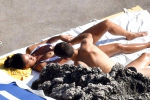 Nicole Scherzinger naked tits