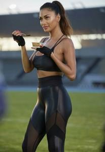 Nicole Scherzinger sexy pants