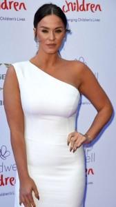 Vicky Pattison tight dress