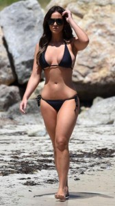 Vicky Pattison tiny bikini