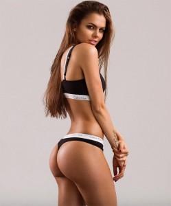 Viktoria Odintcova hot