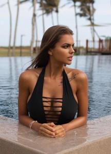 Viktoria Odintcova sexy bikini