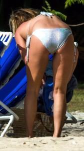 Zara Holland sexy ass