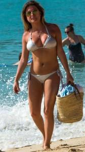 Zara Holland sexy bikini