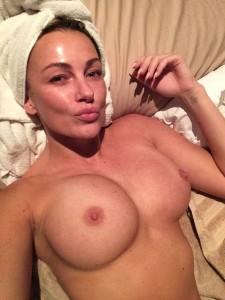 Amber Nichole Miller tits