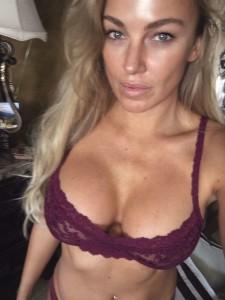 Amber Nichole Miller xxx bra 2