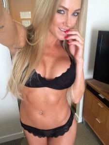 Amber Nichole Miller xxx lingerie 2