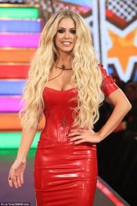 Bianca Gascoigne sexy and hot