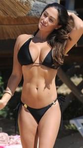 Casey Batchelor sexy bikini