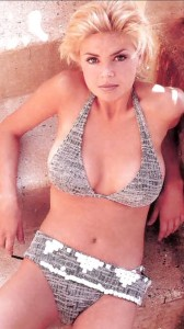 Gail Porter hot cleavage