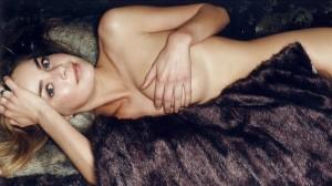 Gail Porter naked photoshoot