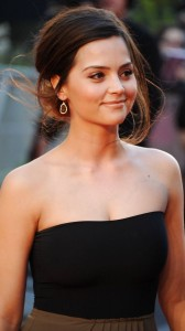 Jenna Louise Coleman sexy top