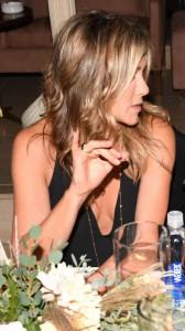 Jennifer Aniston small cleavage