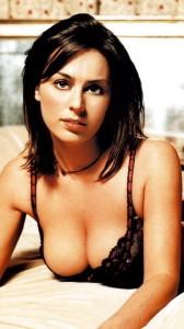Jill Halfpenny sexy lingerie