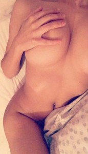 JoJo pussy and tits 2