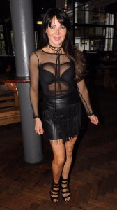 Lizzie Cundy hot shirt