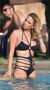 Sarah Harding hot swimsuit