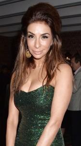 Shobna Gulati in hot dress