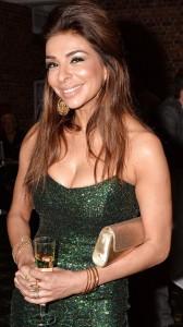 Shobna Gulati sexy tight dress
