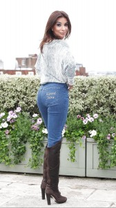 Shobna Gulati sexy tight jeans
