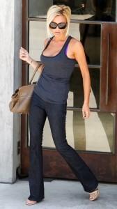 Victoria Beckham big cleavage