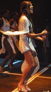 Victoria Beckham hot legs