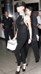 Victoria Beckham see thru nipples