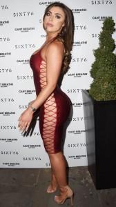 Abigail Clarke hot